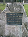 Clay Cross - High Street (Memorial to Miners) - geograph.org.uk - 313200.jpg