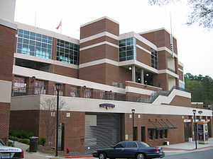 Memorial Stadium (Clemson) - Image: Clemson Memorial Stadium 3
