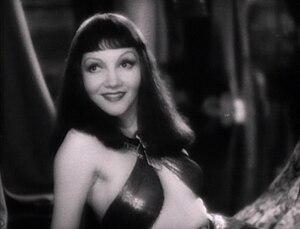 Cleopatra (1934 film) - Claudette Colbert in Cleopatra