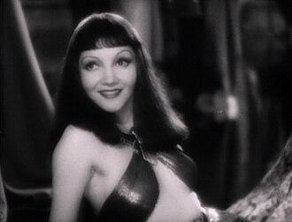 Cleopatra (1934 film) - Claudette Colbert as Cleopatra