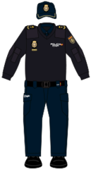 Anexo:Uniformes del Cuerpo Nacional de Policía - Wikipedia, la enciclopedia libre
