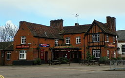 Coach and Horses pub, Stevenage