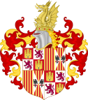 Coat of Arms of Ferdinand II of Aragon (1479-1492).svg