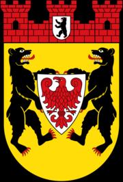 Coat of arms Berlin-Mitte borough (1994).png
