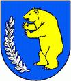 Coat of arms of Žalobín.png