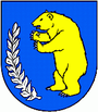 Coat of arms of Žalobín.png