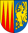 Coat of arms of Želiezovce