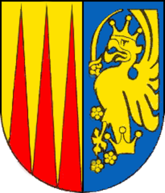 Želiezovce - Image: Coat of arms of Želiezovce