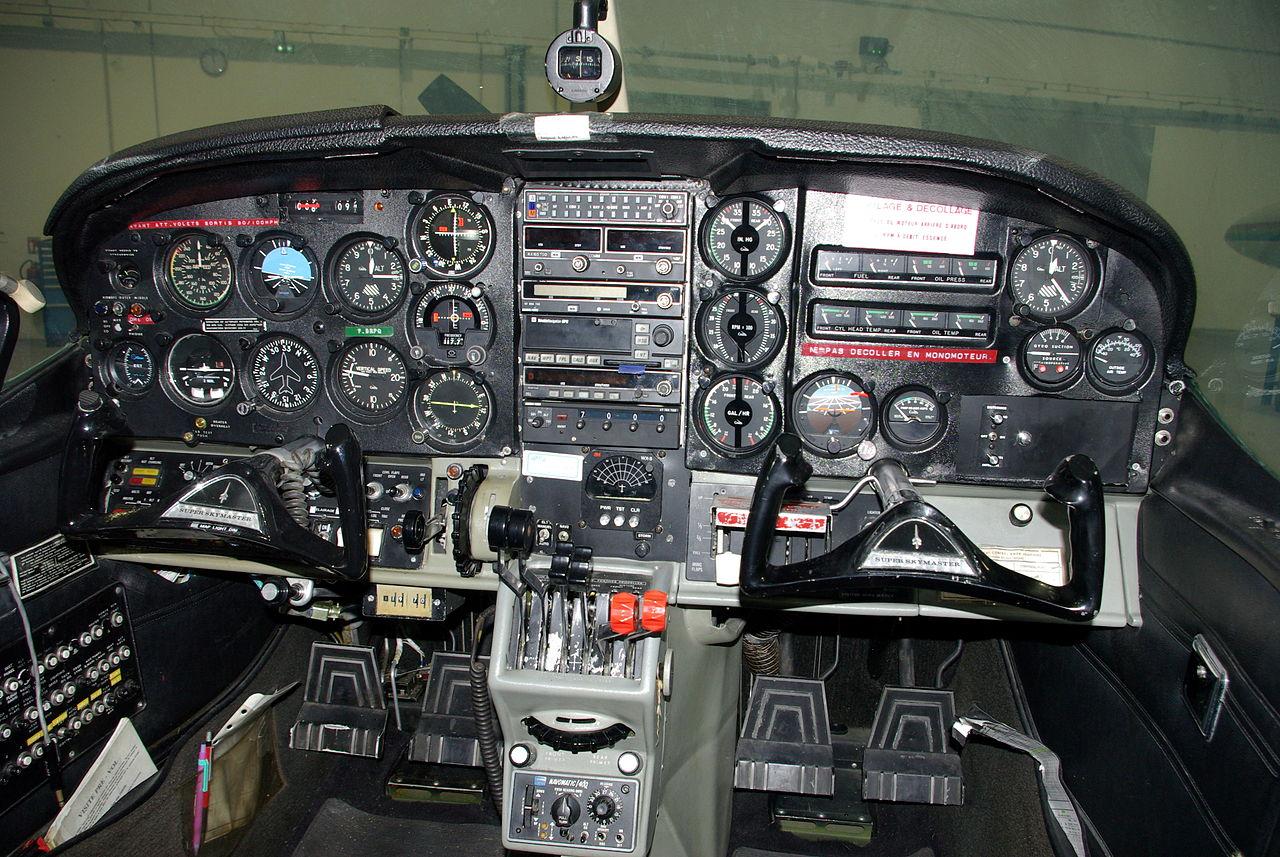 G Glass Cockpit