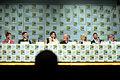 Colin Ford, Eddie Cahill, Alexander Koch, Dean Norris, Rachelle Lefevre, Mike Vogel & Neil Baer (14583101989).jpg