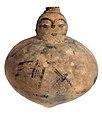 Collectie Nationaal Museum van Wereldculturen RV-1403-50 Kruik Aruba.jpg