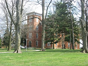 Wilmington College (Ohio) - College Hall