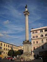 Colonna di Carlo Maderno