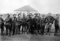 Colorado National Guard at Ludlow Saloon 1914.png