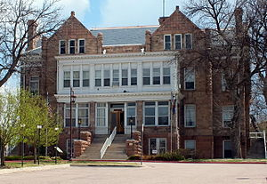 Knob Hill, Colorado - Colorado School for the Deaf and Blind