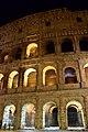 Colosseum exterior at night, Rome, Italy (Ank Kumar) 10.jpg