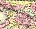 Colton, G.W. Turkey In Asia And The Caucasian Provinces Of Russia. 1856 (BB).jpg