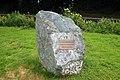 Commemorative stone Heulwen Wharf - geograph.org.uk - 1350019.jpg