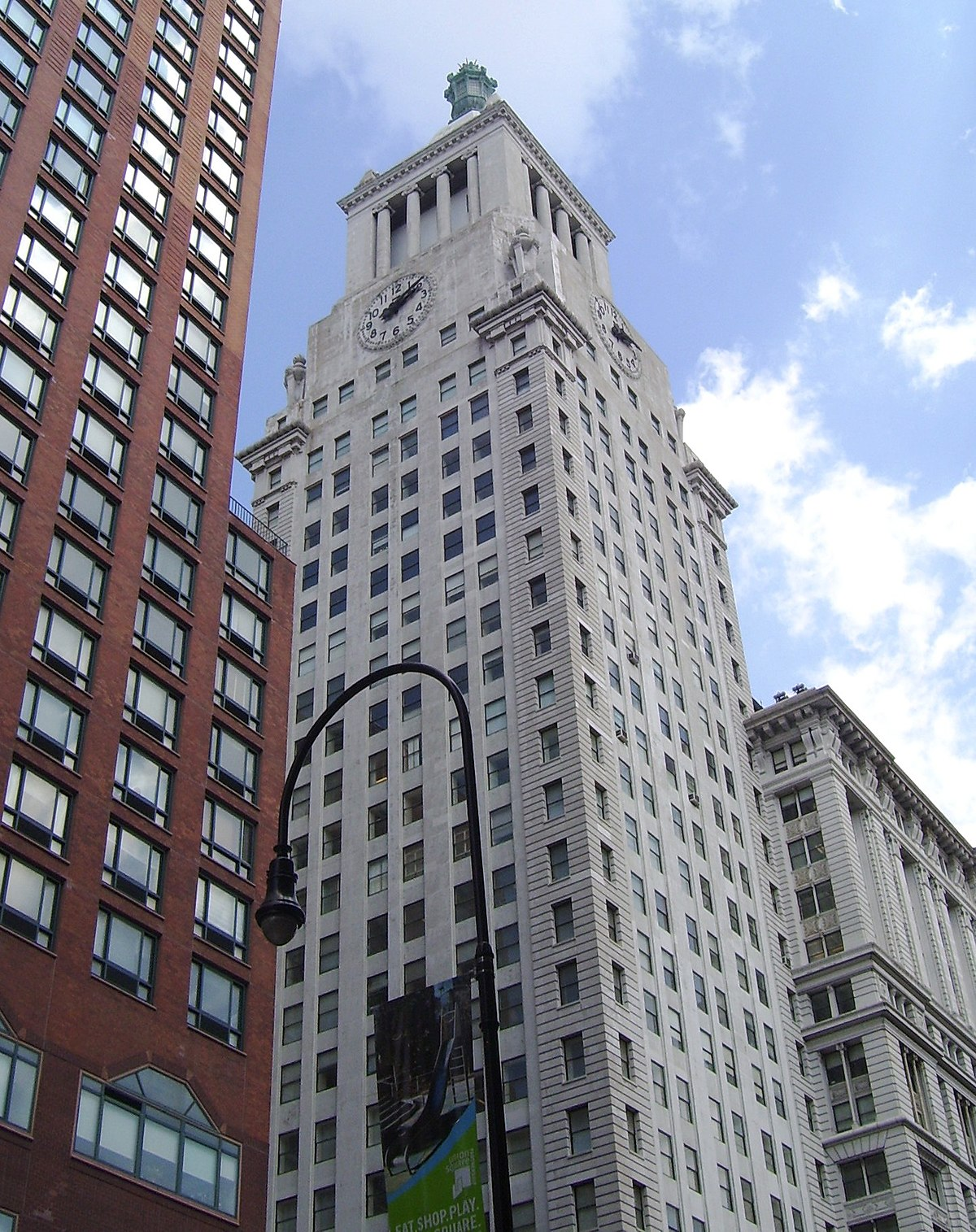 Con Edison Building New York
