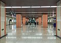 Concourse of L5 Hepingxiqiao Station (20170823110154).jpg
