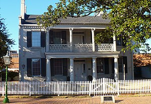 Conde–Charlotte House - Image: Conde Charlotte House