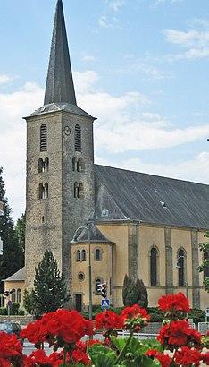 Comment aller à Consdorf en transport en commun - A propos de cet endroit