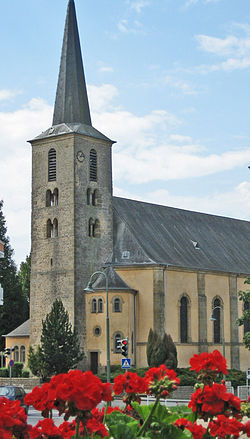 Consdorf church