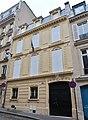 Consulat de Libye en France, 18 rue Képler, Paris 16e.jpg