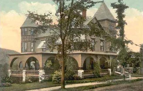 Converse Residence, Winchendon, MA
