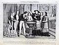 Conversion de Mr Alphonse Ratisbonne. Le Baptême. Nº 4.jpg