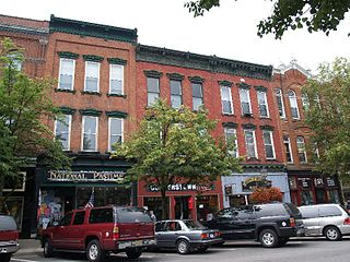 Cooperstown, New York Village in New York, United States
