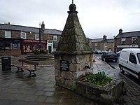 Corbridge, pant in Market Place 099.jpg