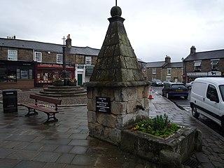 Corbridge Human settlement in England