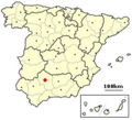 Cordoba, Spain location.png