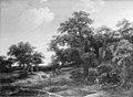 Cornelis Gerritsz Decker - The Edge of the Oak Wood - KMSsp540 - Statens Museum for Kunst.jpg