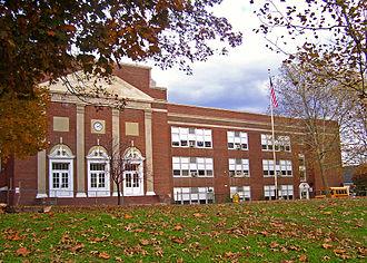 Cornwall-on-Hudson, New York - Cornwall-on-Hudson Elementary School
