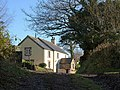 Cottage below Badharlick - geograph.org.uk - 718812.jpg