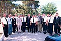 Council President of the ICAO Assad Kotaite in Azerbaijan, 1999.jpg
