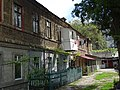 Courtyard Scene in Moldavanka - Former Jewish Quarter - Odessa Ukraine - 02 (26851724131).jpg