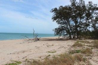 Crab Island (Queensland) - Crab Island, Cape York
