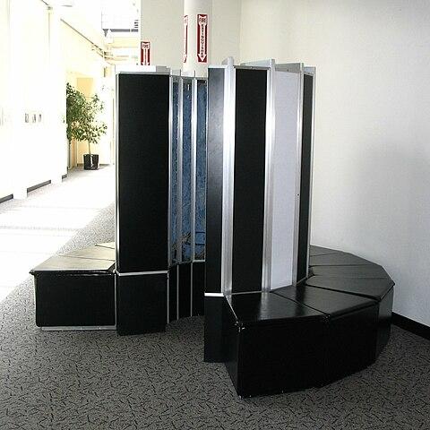 Cray1 supercomputer