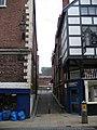 Crook Street away from Watergate Street - geograph.org.uk - 533944.jpg