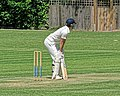 Crouch End CC v North London CC at Crouch End, Haringey London 10.jpg