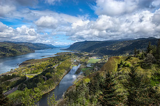 Crown Point (Oregon) - Image: Crown Point, OR