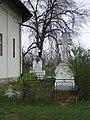 Crucea lui Gogu Teohary(morar) si Mihail Tama(preot.biserici) - panoramio.jpg