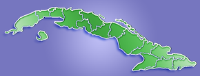 Baracoa is located in Cuba