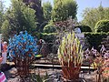 Curious fountains at the RHS Chelsea Flower Show.jpg