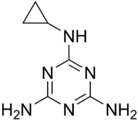 Image illustrative de l'article Cyromazine