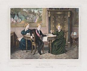 D. Francisca. D. Pedro II