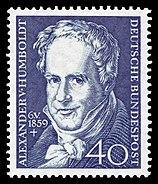 DBP 1959 309 Alexander von Humboldt